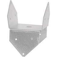 USP Structural C66-TZ 6 By 6 Inch Post Beam Cap