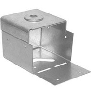 USP Structural PA44-TZDP 4 By 4 Inch Post Anchor