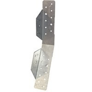 USP Structural CSH-TZ 6 By 1 9/16 By 1 9/16 Inch Stringer Hanger