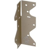 USP Structural MPA1-GC 4 1/2 Inch Multi Purpose Gold Coat Framing Angle