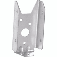 USP Structural FB24-TZ 2 By 4 Fence Bracket