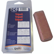 Dico 7100910 Compound Tripoli Small Clamshell