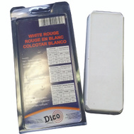 Dico 7100960 Rouge Buffing Compound White Small Clamshell