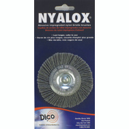 Dico 541-771-3 Nyalox 3 Inchgry Crs Mounted Wheel