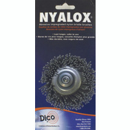 Dico 541-774-21/2 Nyalox 2.5 Inch Grey Crs Cup Brush