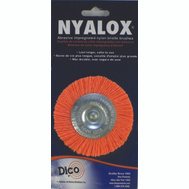 Dico 541-777-3 Nyalox 3 Inchorg Med Mounted Wheel