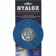 Dico 541-784-4 Nyalox 4 Inchblu Fine Mountd Wheel
