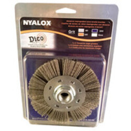 Dico 7200075 Brush Whl Gry Crs 4.5x5/8-11in