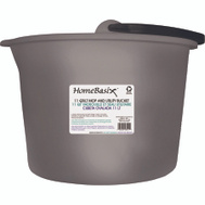 HomeBasix 8011 11Qt Oblong Bucket W/Handle