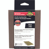 Ali 4643 Gator 4-1/2 By 5-1/2 Inch Flexible Sanding Pad 180 Grit 3 Pads