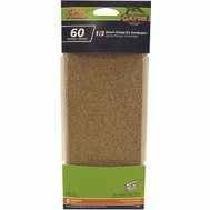 Ali 5043 Gator 3-2/3 By 9 Inch Multi Surface Sandpaper 60 Grit Aluminum Oxide 6 Sheets
