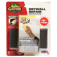 Ali 7220 Gator Drywall Repair Project Pack Hook And Loop Sanding Block Kit