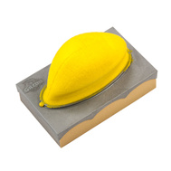 Ali 7233 Gator Zip Step 123 Sanding Sponge Holder Kit With 1 Holder And 120 Grit Sanding Sponge