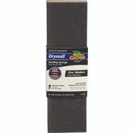 Ali 7312 Gator 3 By 10 By 1 Inch Drywall Large Area Sanding Sponge Fine And Medium Grits Aluminum Oxide