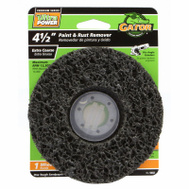 Ali 9483 Gator 4-1/2 By 7/8 Inch Paint And Rust Remover Disc Extra Coarse Silicon Carbide