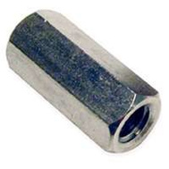 Brighton Best 896085-BR 5/8 Hot Dipped Galvanized Coupling Nut