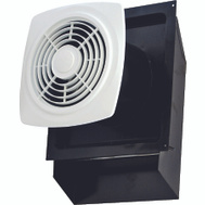 Air King EWF180 180 Cubic Foot Per Minute Fan Through The Wall