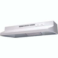 Air King AD1243 Advantage 24 Inch Range Hood 180 Cubic Foot Per Minute Wht