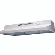 Air King AD1303 Advantage 30 Inch Range Hood 180 Cubic Foot Per Minute Wht