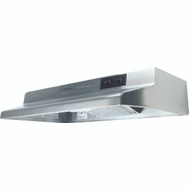 Air King AD1308 Advantage 30 Inch Range Hood 180 Cubic Foot Per Minute Stainless Steel