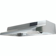 Air King AR1368 Advantage 36 Inch Stainless Steel Range Hood 180 Cubic Foot Per Minute