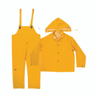 Custom Leathercraft R101L Climate Gear 3 Piece Heavyweight Rain Suit Large