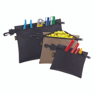 Custom Leathercraft 1100 Clip On Zippered Tool Bag