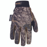 Custom Leathercraft ML125X Camo Synthetic Leather Lined Winter Gloves Extra-Large