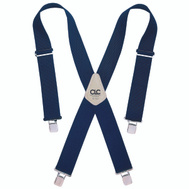 Custom Leathercraft H110BU Blue Web Suspender Clip Hook