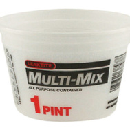 Leaktite 1M3 Pint Multi Mix Container