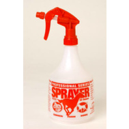 Miller PS32RED 32 Ounce Plastic All Purpose Spray Bottle