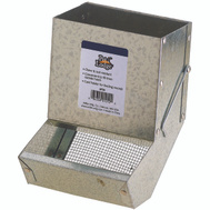 Miller Mfg AF5S Feeder W/Sifter Bottom W/O Lid