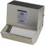 Miller Mfg AF7S Feeder W/Sifter Bottom W/O Lid