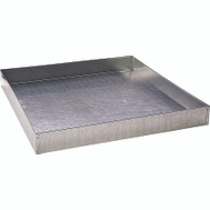 Miller Mfg ADP2424 Pet Lodge 24 By 24 Inch Galvanized Dropping Pan