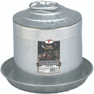 Miller Mfg 9832 Fountain Pltry Dbl Wall 2Gal