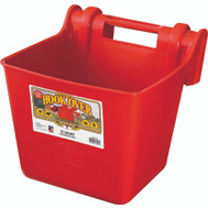 Miller Mfg HF15RED Little Giant 15 Qt Hook Over Feeder Red
