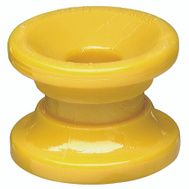 Zareba ICDY-Z/DC10 Donut Corner Post Insulator Pack Of 10