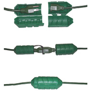 Farm Innovators CC-2 Cord Lock Water-Tight Green