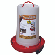 Farm Innovators HPF-100 Fountain Poultry Heat Plst 3G