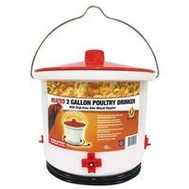 Farm Innovators HB-60P Drinker Poultry Heated 2Gallon