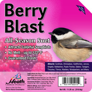 Heath DD-15 Wild Berry Blend Suet