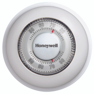 Honeywell CT87K1003 Round Heat Only Thermostat