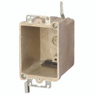 Allied Moulded 9363-EWK Fiberglassbox Old Work Fiberglass Switch Box