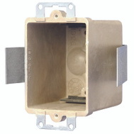 Allied Moulded 9361-ESK Fiberglassbox 1Gang Fiberglass Swtch Box