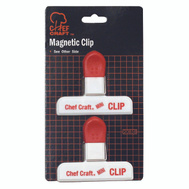 Chef Craft 20858 Magnetic Clips 2 Piece