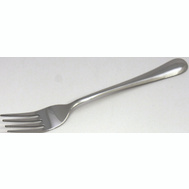 Chef Craft 21711 Dinner Fork Stainless Steel 3 Piece