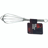 Chef Craft 26843 Stainless Steel Whisk Chrome 8 Inch