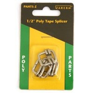 Zareba PAHTS-Z Polytape 1/2 Inch Splicer Pack Of 3