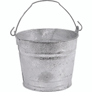 Behrens 1205 4 Quart Metal Water Bucket