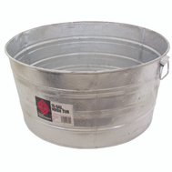 Behrens 0 Wash Tub Round 8 Gallon